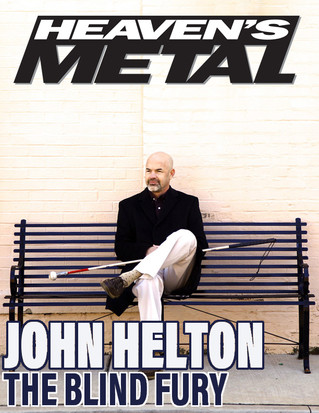 JOHN HELTON: The Blind Fury