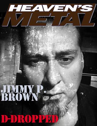 Jimmy P. Brown Is Eraserhead!