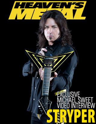 Michael Sweet Talks Stryper & Even the Devil Believes