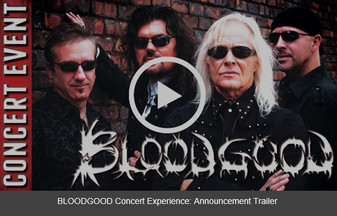 BLOODGOOD Performing Seattle Show, Airing Film