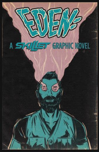 SKILLET's Eden Graphic Novel Set to Become Z2 Comics' Best Selling Book