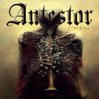 Bombworks to Release ANTESTOR and A HILL TO DIE UPON on Vinyl