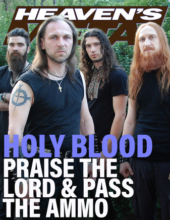 HOLY BLOOD: Praise the Lord and Pass the Ammo