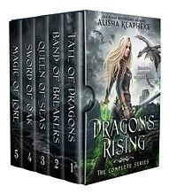 20-264 Box Set Alisha Klapheke Dragons R