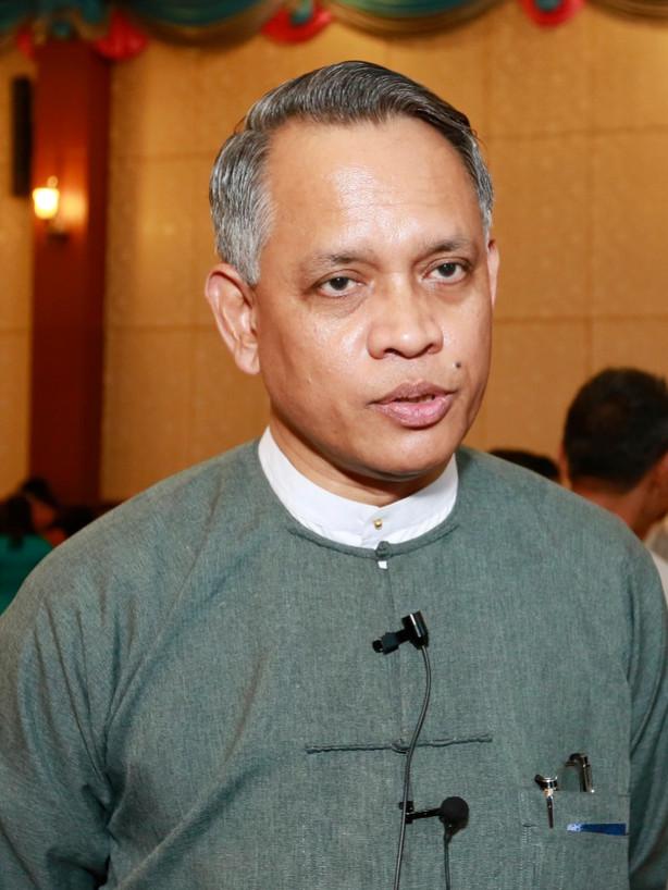 U Aung Naing Oo