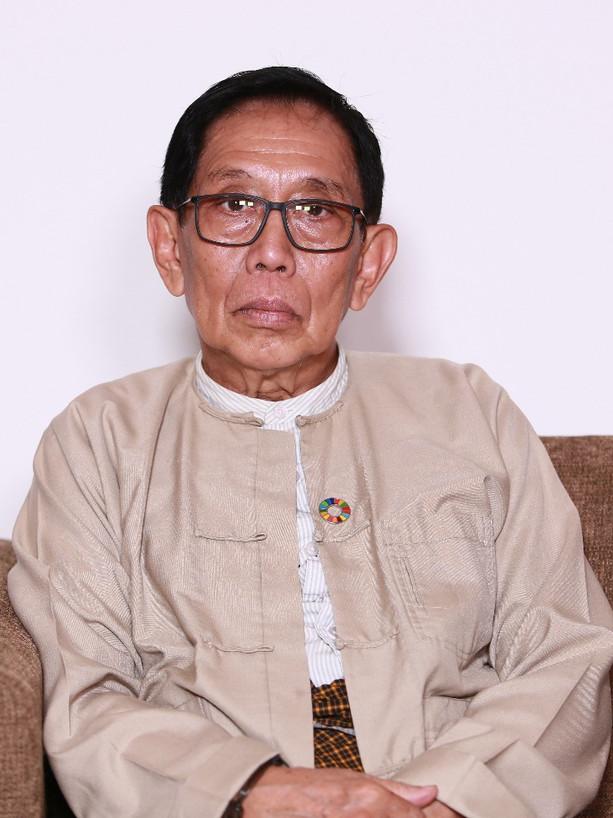 Dr. Aung Tun Thet