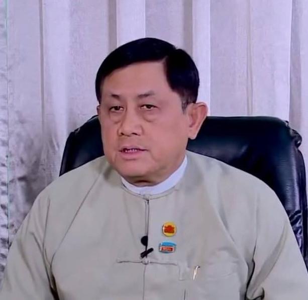 H.E. U Maung Maung Win