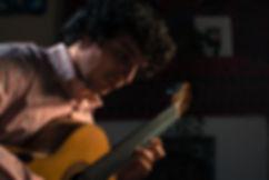 Josh Moore Classical Guitarist