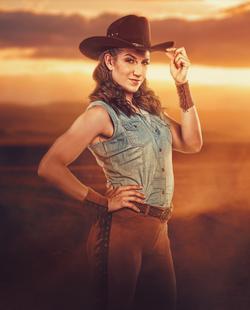 Cowgirl Casey Dakota