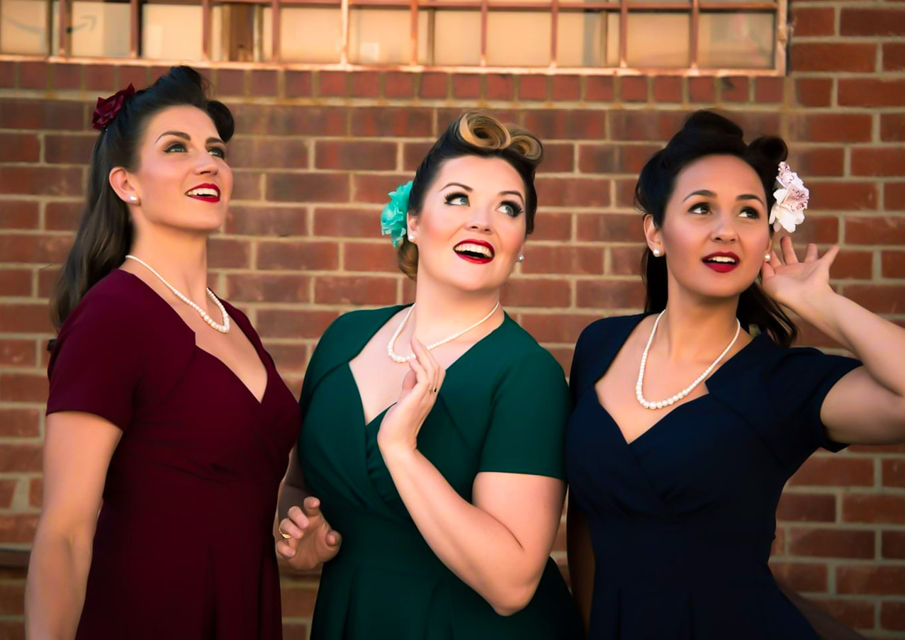 The Swing Tonettes