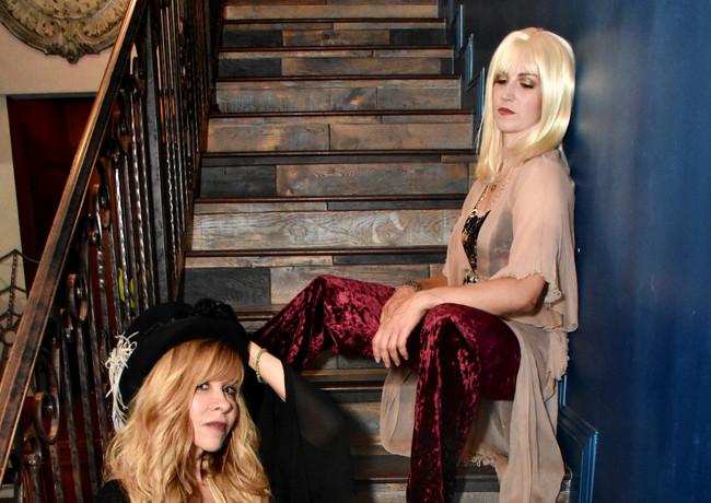 """Christine McVie & Stevie Nicks of """"Gypsy Dreams"""""""