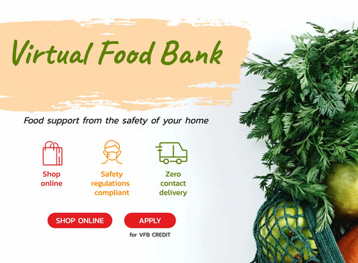 Virtual Food Bank: A Look Under the hood