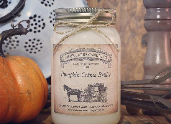 Pumpkin Cremé Brûlée
