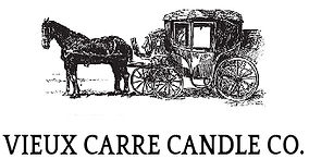 Vieux Carre Organic Candles
