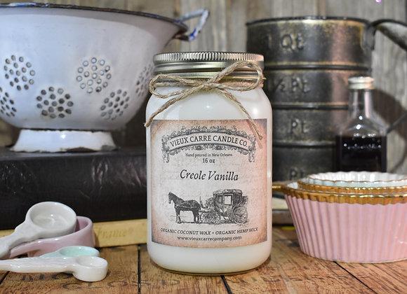 Creole Vanilla