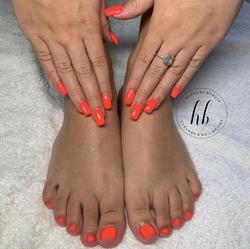 Mains et pieds