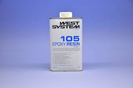 105 West System Epoxy Resin .98 Gallon