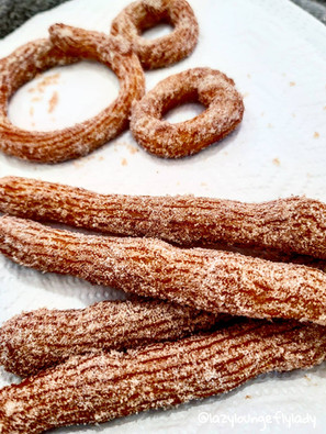 The Unofficial Disney Parks Cookbook ~ Churros
