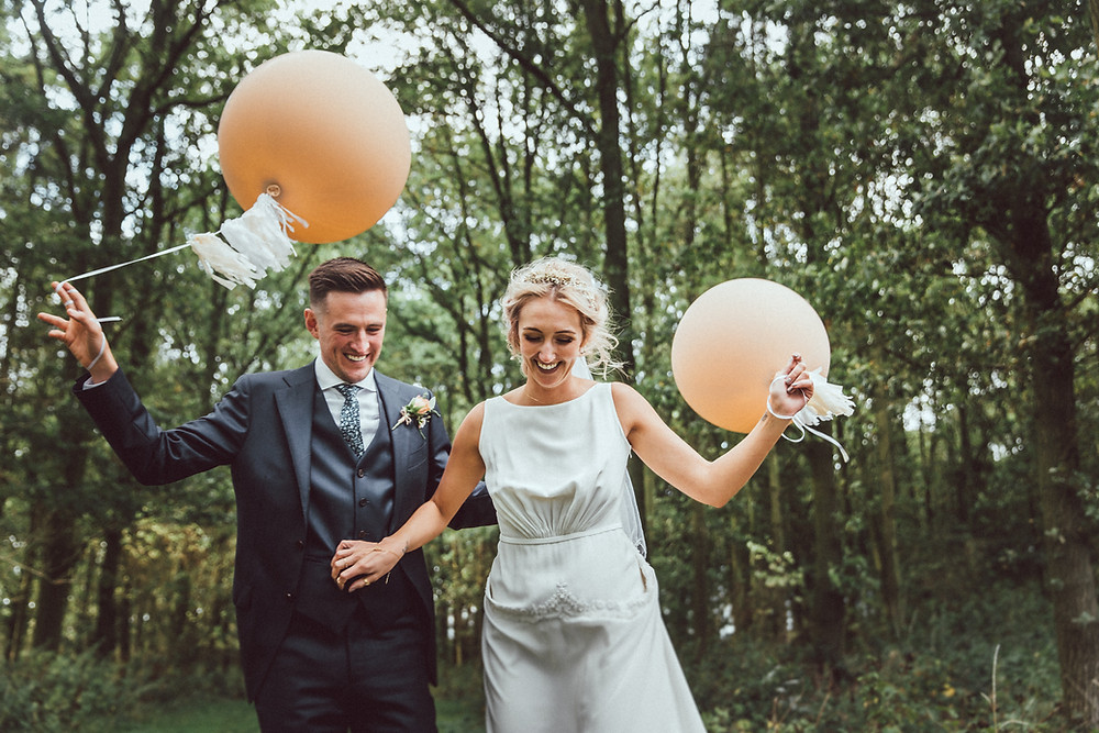 boho wedding swallows nest