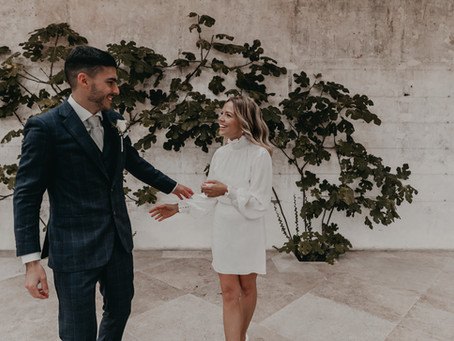 STYLISH WEDDING PORTRAITS BY THE VEDRINES | 2021
