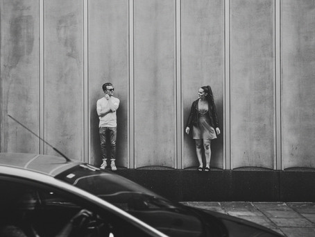 ARE ENGAGEMENT SHOOTS WORTH IT? | PRE-WEDDING SHOOT | NOTTINGHAM CONTEMPORARY | BY THE VEDRINES