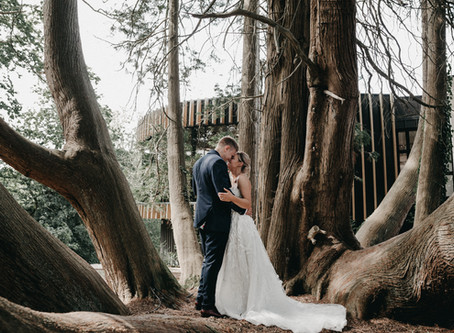 JAMES AND CARYS (BUSYBEECARYS) FAIRYHILL WEDDING | WALES WEDDING PHOTOGRAPHER | THE VEDRINES