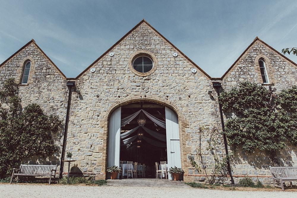 Longbourn Estate Barn