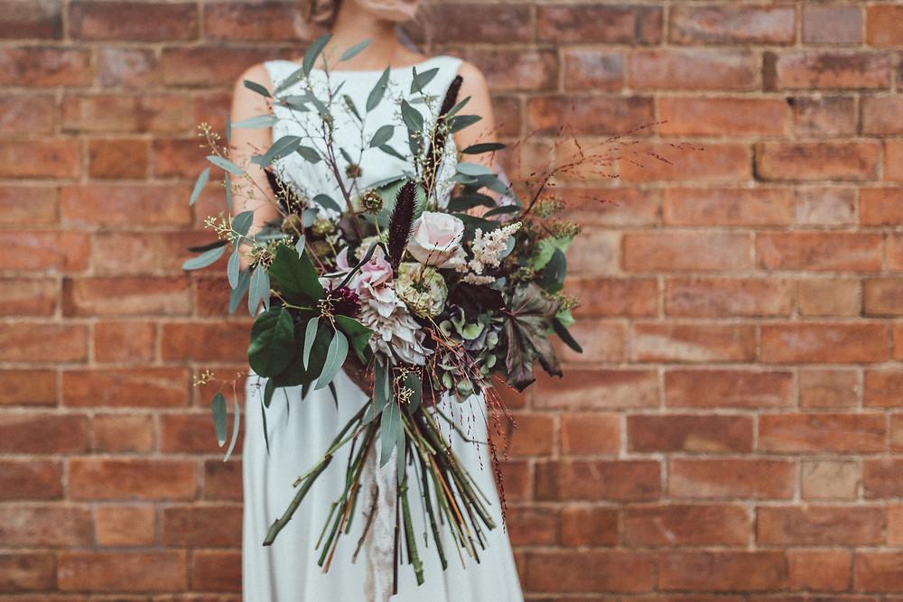 The Lanes wedding stylist