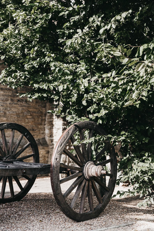 tythe barn grounds
