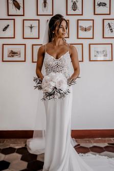 LUXE WEDDING DRESS IDEAS