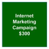 Package One - Internet Marketing Campaign
