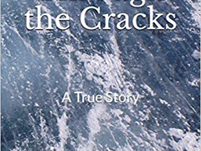 Seeing Through The Cracks, by Elaine Uskoski