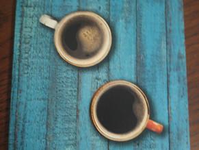 Café Conversations, by Marion Reidel