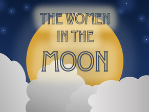 The Women in the Moon, by Peggy Dietrich