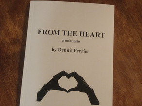 From The Heart, by Dennis Perrier