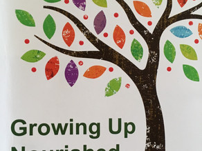 Growing Up Nourished, by Krista Harrison