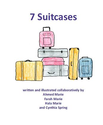 7 Suitcases