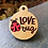 Thumbnail: Love Bug Pet Tag