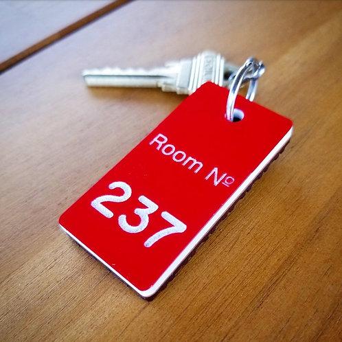 The Overlook Hotel Keychain
