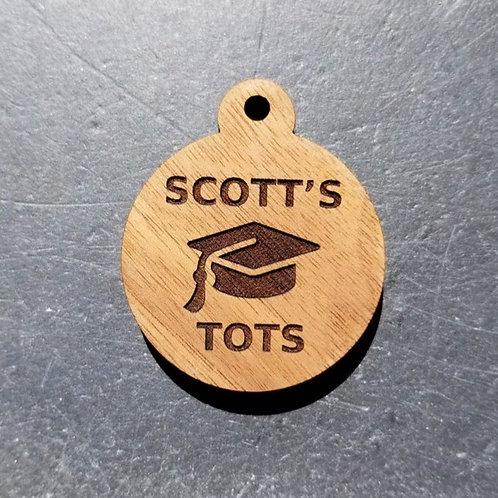 Scott's Tots Pet Tag