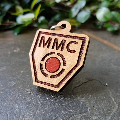 Martian Marine Corps Pet Tag