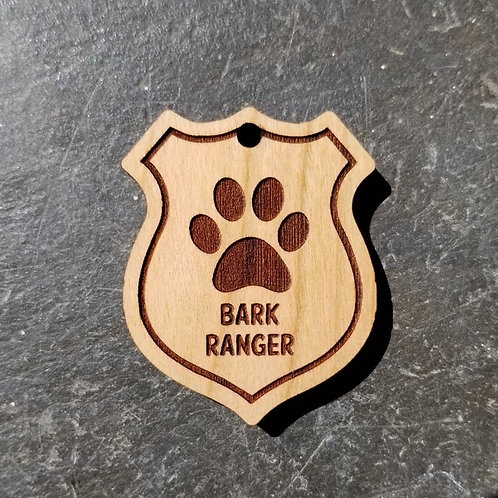 Bark Ranger Pet Tag