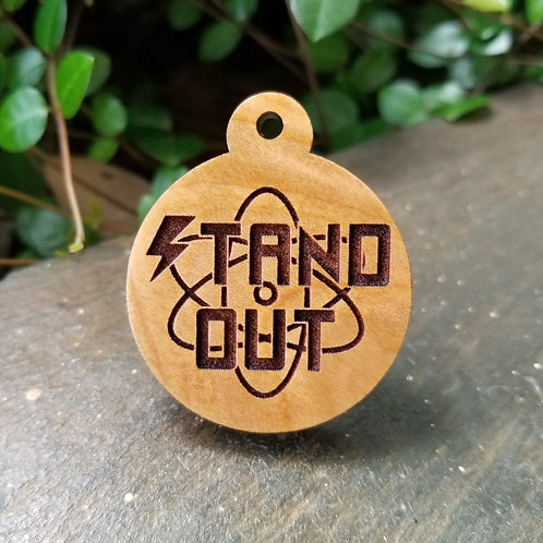 Stand Out Themed Pet Tag