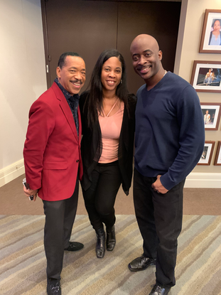 Obba Babatunde, Monica Terry, Stephan Terry