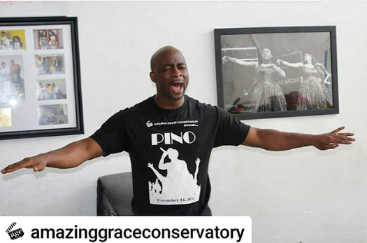 Stephan Terry Teaching at Amazing Grace Conservatory (AGC)
