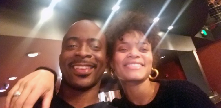Stephan Terry & Andra Day