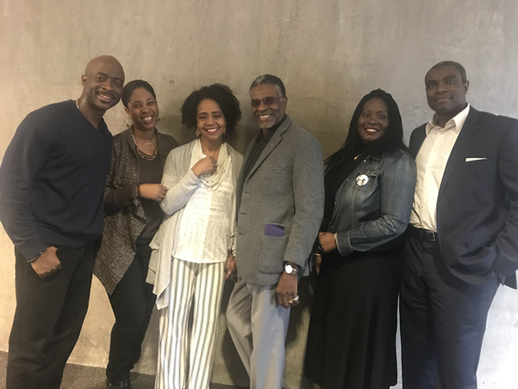 Stephan Terry, Monica Terry, Karole Foreman, Keith David, Isis Pickens, Seth Pickens