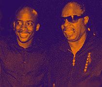 Stephan Terry & Stevie Wonder