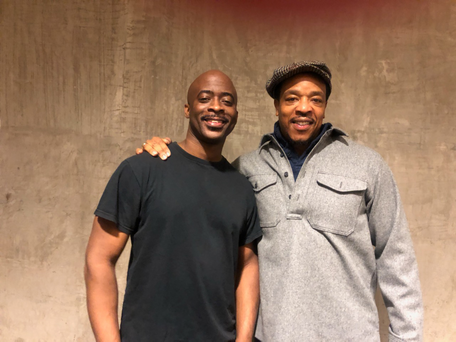 Stephan Terry & Russell Hornsby
