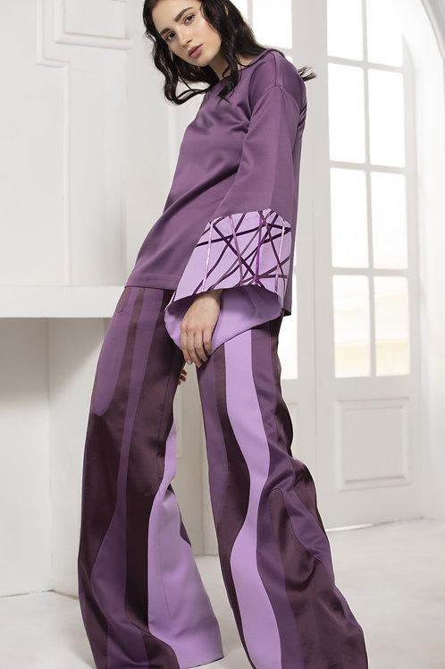 Move Monotone Colour Block Trouser